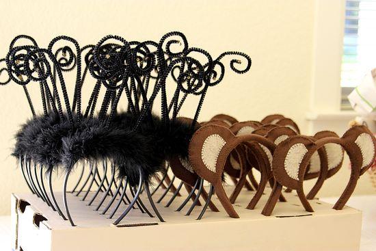 Bumble Bee Headbands