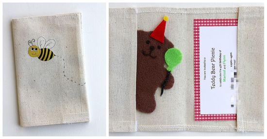 Teddy Bear Picnic invitation