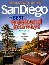 san diego magazine september 2012