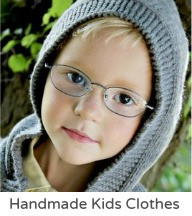 Handmade kid clothes