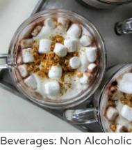 Beverages non alcoholic