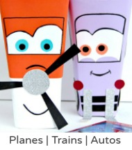 Planes trains autos