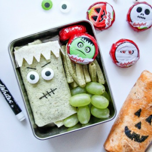 Healthy halloween lunches for kids