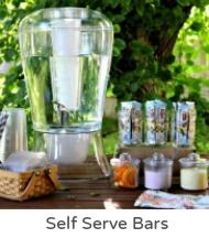Self serve bars
