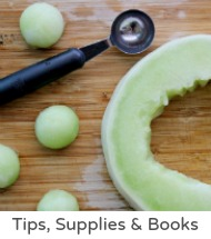 Tips supplies and books