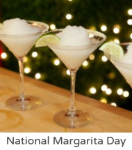 National margarita day