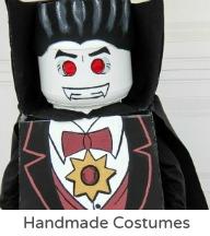 Handmade costumes